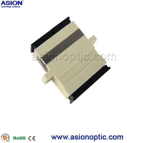 Hot sale !! SC duplex fiber optic adapter