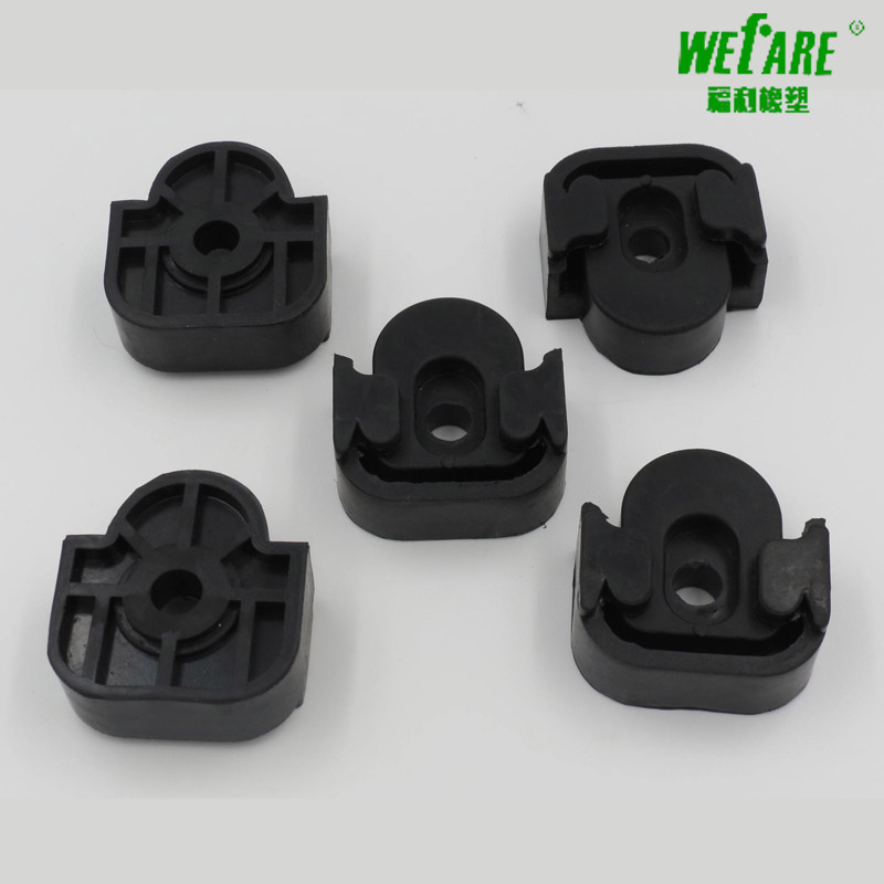 high pressure resistance Custom molded rubber feet