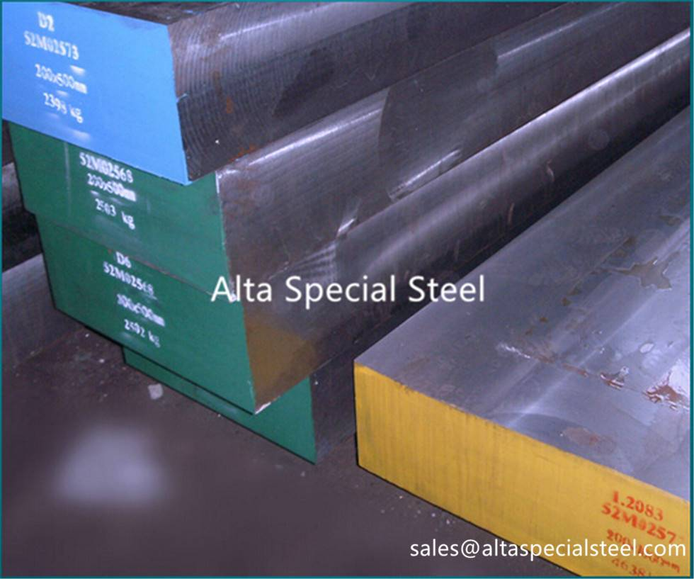 DIN 1.2083 / AISI 420SS plastic mould Steel