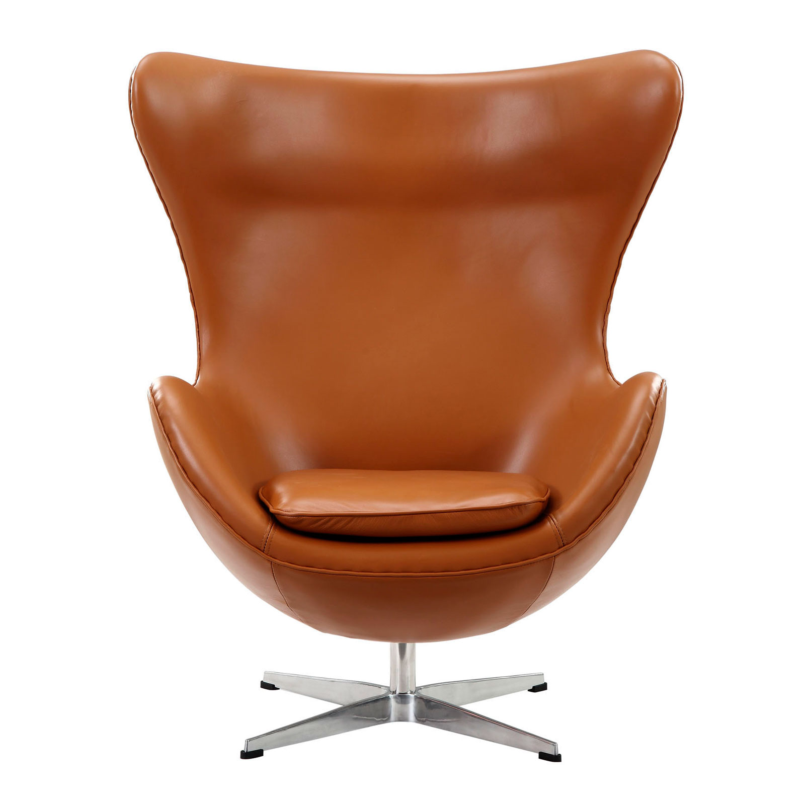 Replica Arne Jacobsen Home Furniture Swivel Egg Chair Of Fritz Hansen With Ottoman