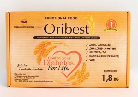 ORIBEST SUPER HEALTHY RICE