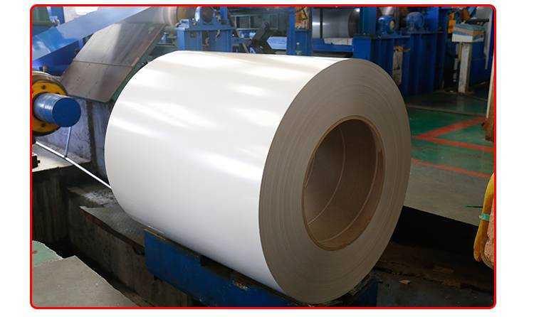 Hot sell prepainted/color coated steel coil/ppgi for roofing building