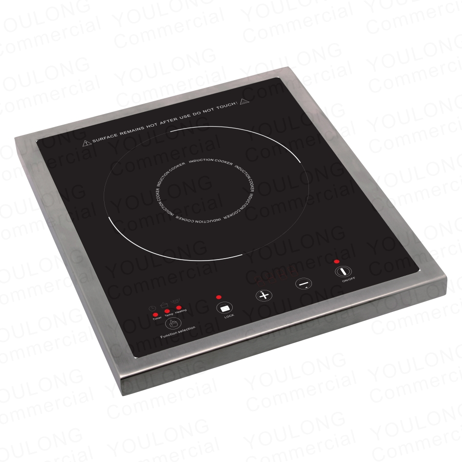 commercial induction cooker C2001-S Touch Control