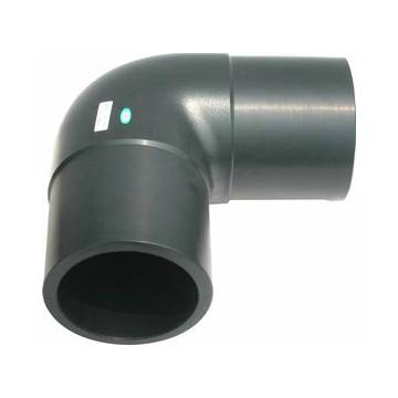 Butt weld 90 degree elbow pipe fitting