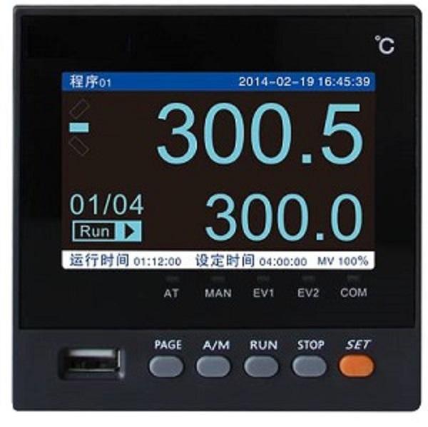 SX700 Temp controllers control process temperature