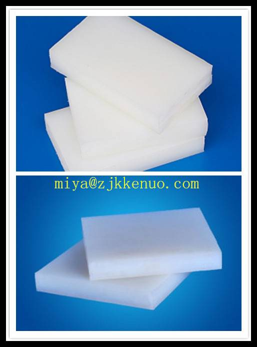 White Wear Resistance Uhmwpe Sheet Leader Manufacture