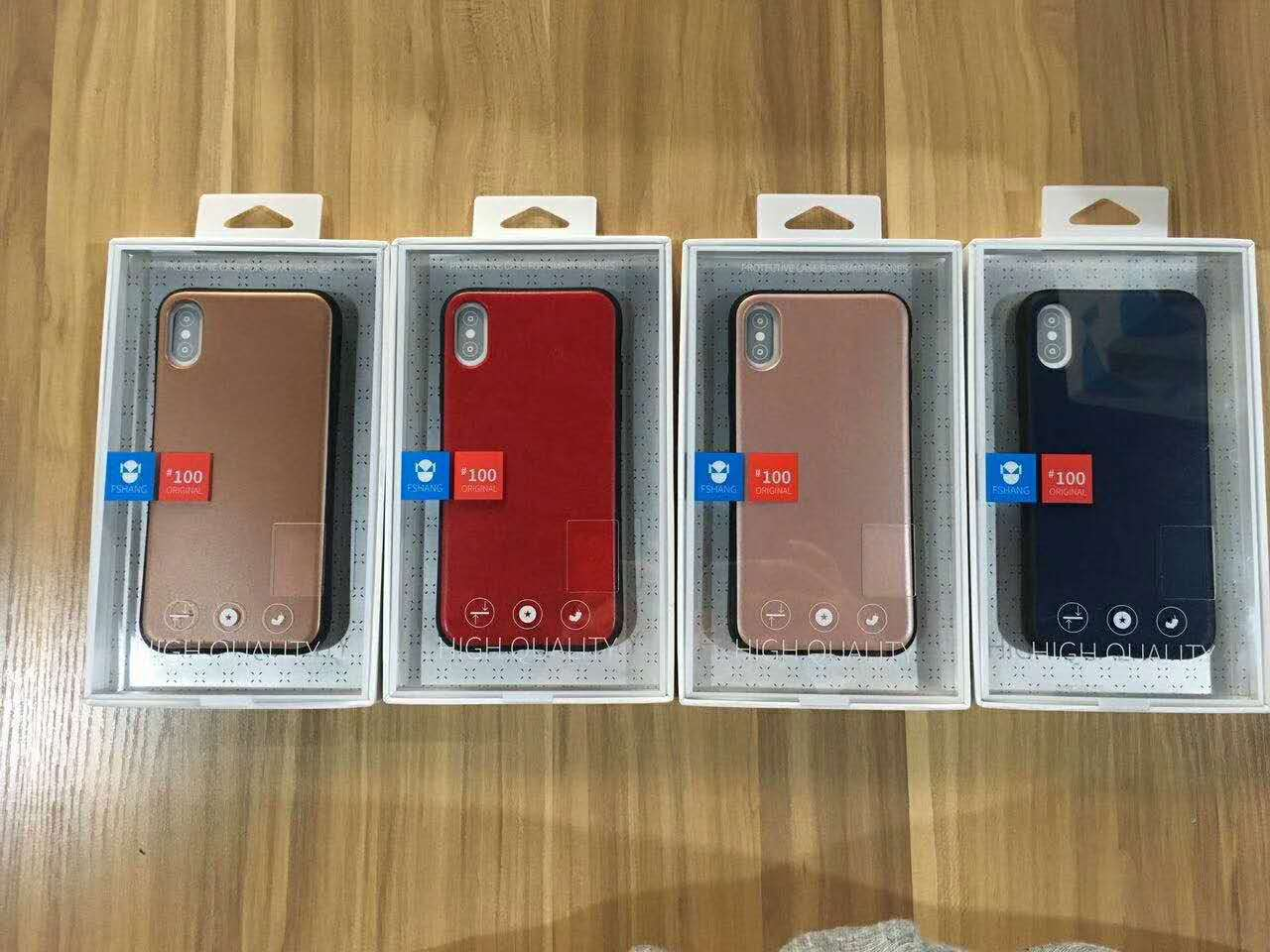 New OEM PU Leather iPhone8 Case