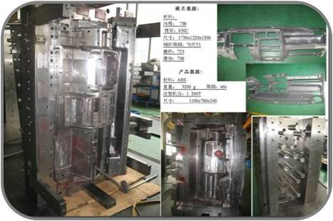 IP Parts moulds