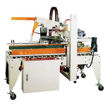 TF-03R Automatic Cover folding and edge corner Nailing Machine