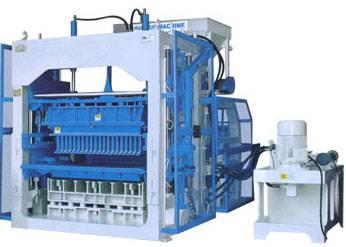 3-35 type multifunctional hydraulic cushion brick making machine
