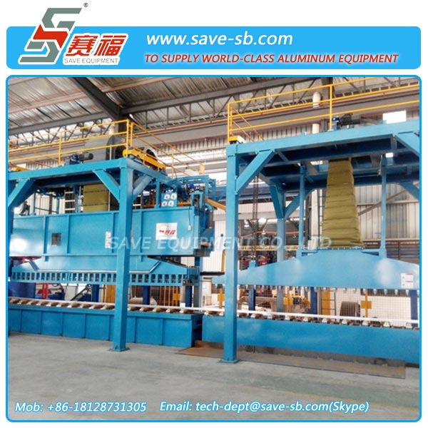 SAVE Energy Saving Aluminum Extrusion Intensive Air Cooling Systems
