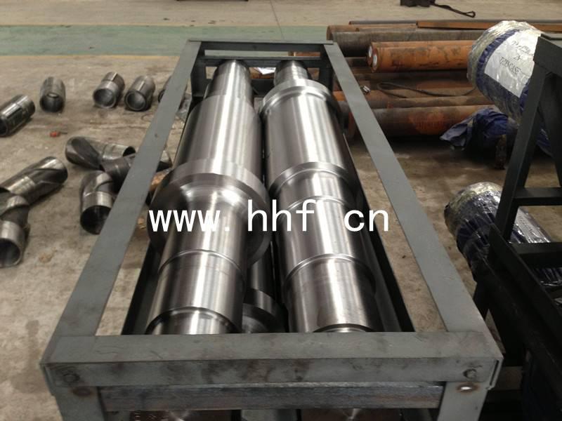 40CrNi2Mo forged steel main shaft
