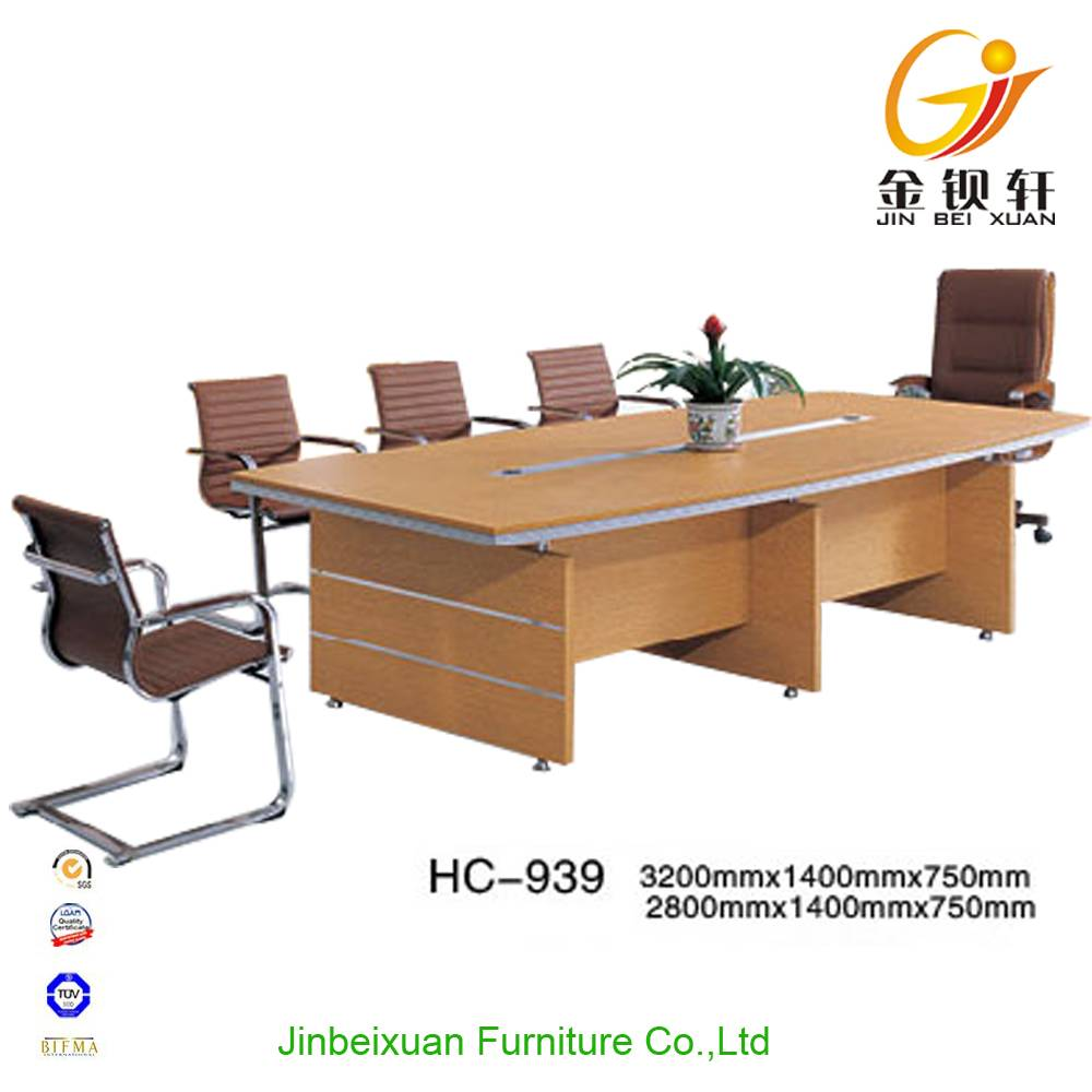 2016 Wooden Conference Meeting Table Office Desks