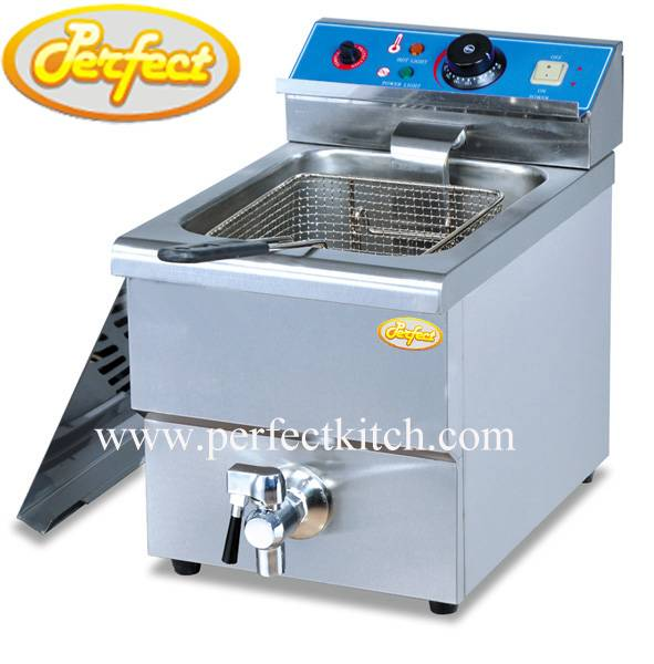 Electric Deep Fryer 12Liters one tank one basket