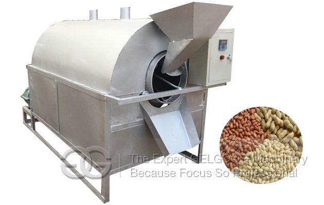 Peanut Roasting Machine For Sell