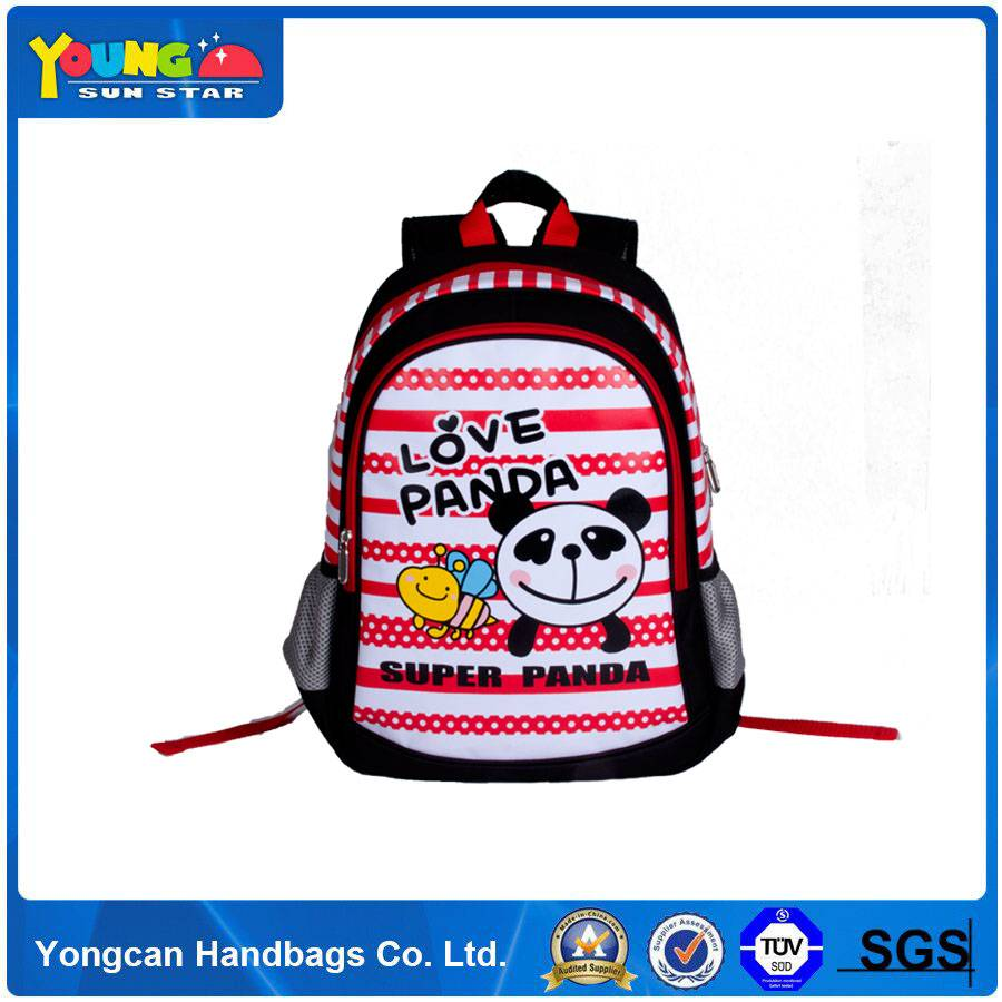 Custom Fashionable Promotional High Quality Schoolbag , New Style Backpack