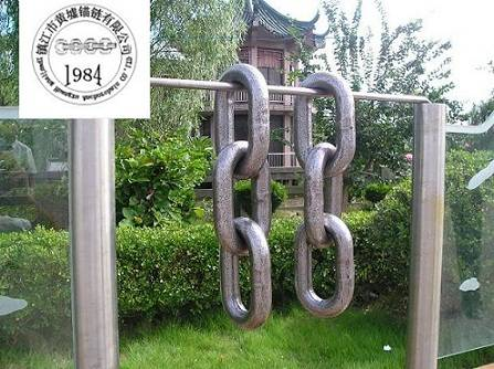 Grade 80 lifting chain 6mm-32mm EN818-2