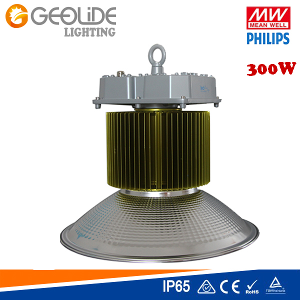 Quality 300W Meanwell Philips LED High Bay Light (LED Industrial Light -300W)