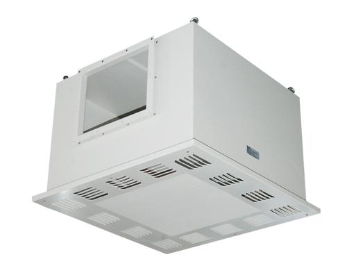 Cleanroom HEPA Ceiling Modular DOP testing HEPA filter Box