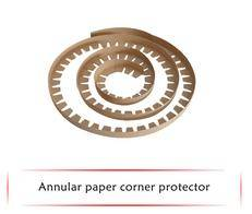 Top grade hard board paper glass table corner protector