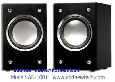 Mini 2.0ch Computer Speakers (AN-1001)