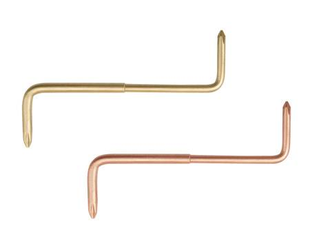 non sparking wrench hex key ,beryllium copper wrench hex key