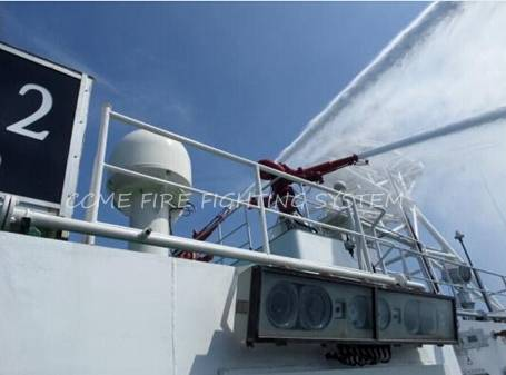 Marine Fire Fighting System