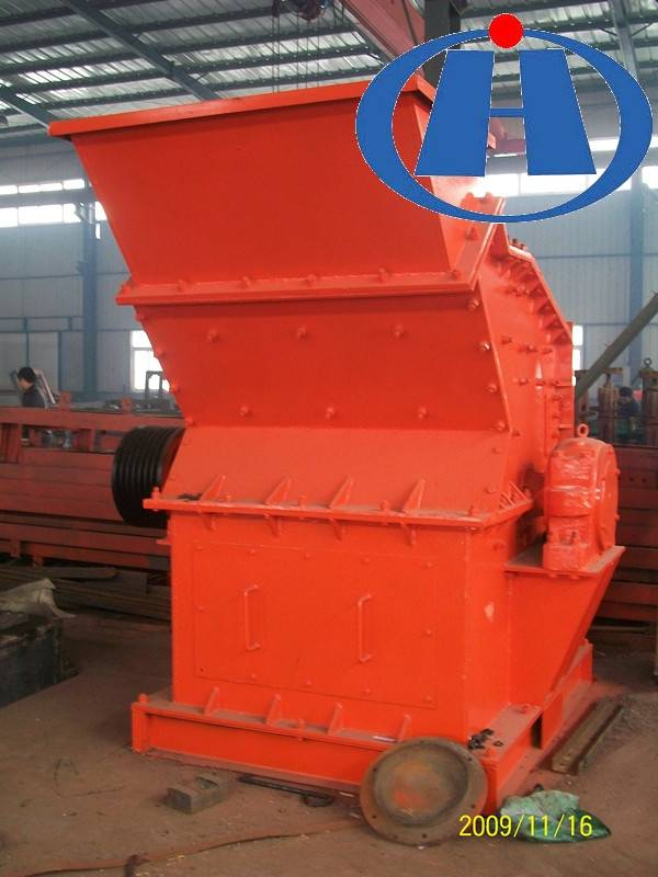 High efficiency fine impact crusher