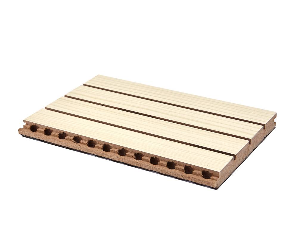 wooden soundproof building material