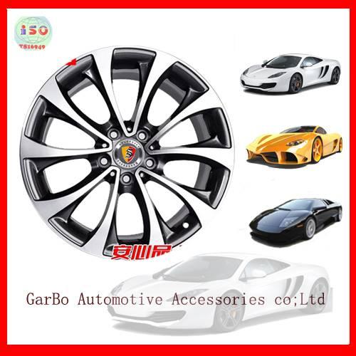 BMW 528Li aluminum alloy wheel hub 18inch 5x120 made in china