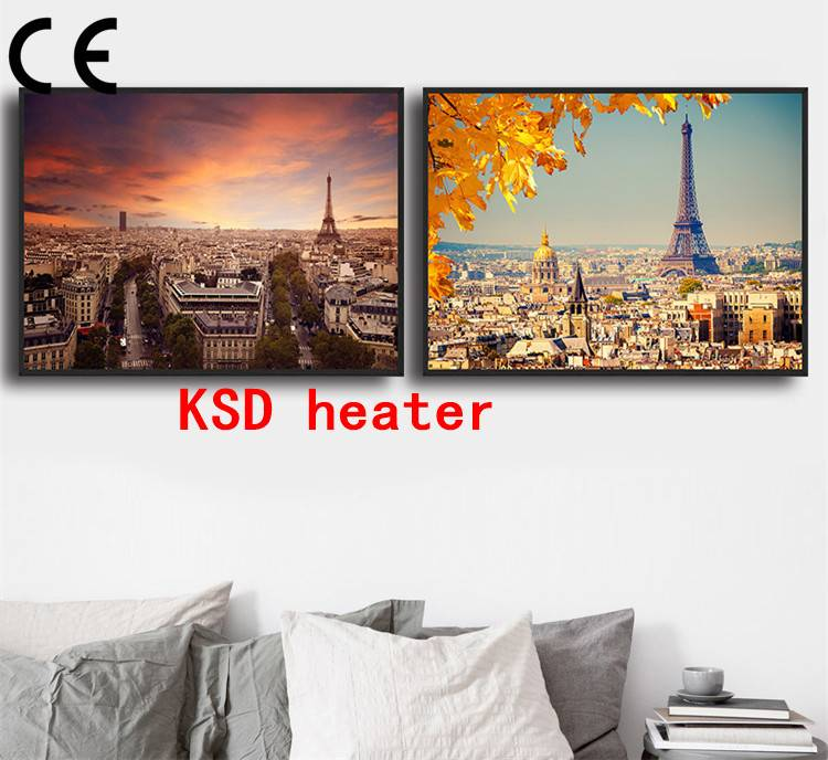 electric infrared heater ECO replacement