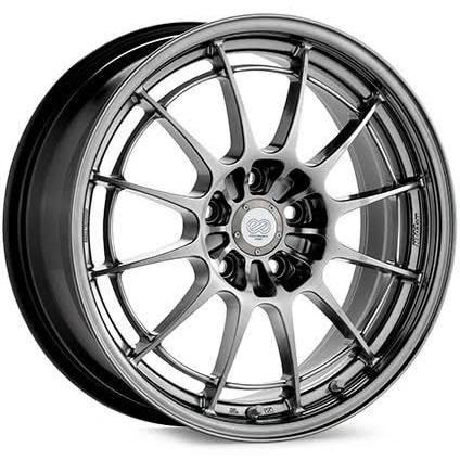 Enkei Racing NT03+M Hyper Black Wheels