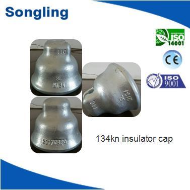 120kn ductile iron insulator cap
