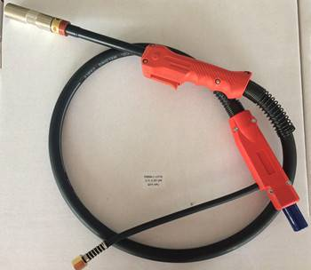 Air-Cooled CO2/Mixed Shielded Panasonic 500A straight neck Welding torch