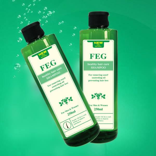 FEG hair care shampoo