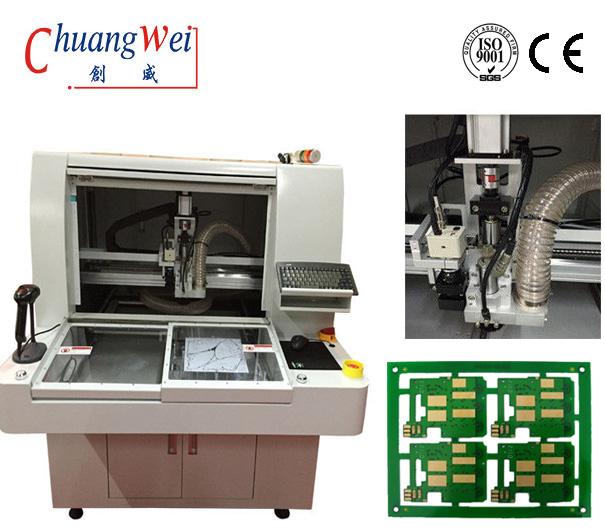 CNC Router Machine Automatic PCB Separator, CW-F01-S