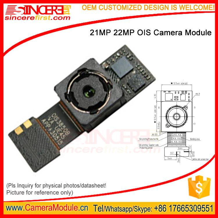 21MP PDAF SONY IMX230 OIS Camera sensor 4K Camera Module