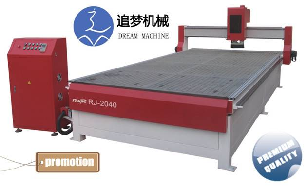 ZMM2040 woodworking Large Format CNC Router