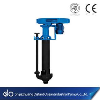 Rubber Lined Vertical Slurry Pump