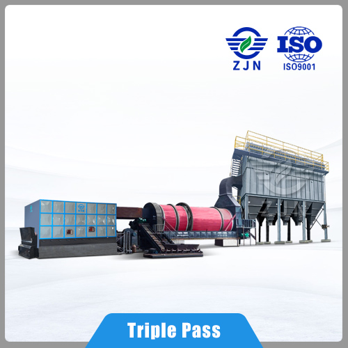 Drying equipment for high-moisture and high viscosity material for Chemical Sludge Drying
