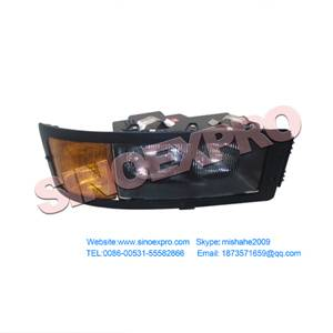 shacman  DZ9100726030  F2000 headlamps right