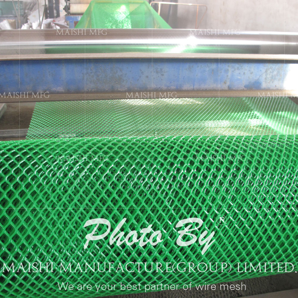 Plastic PoultryNetting,Extruded Plastic Mesh