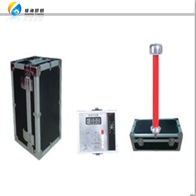 AC High voltage measuring HV capacitor divider