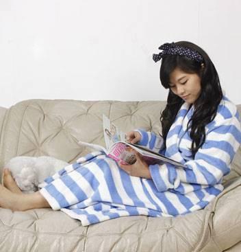 women coral fleece pajamas