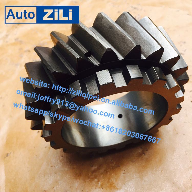 high quality Howo bus and truck transmission parts gearbox main shaft 5th gear 1280304062 for QJ805
