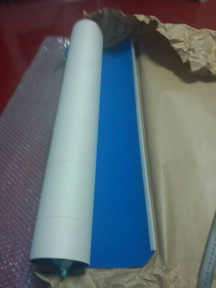 offset printing rubber blanket with bar