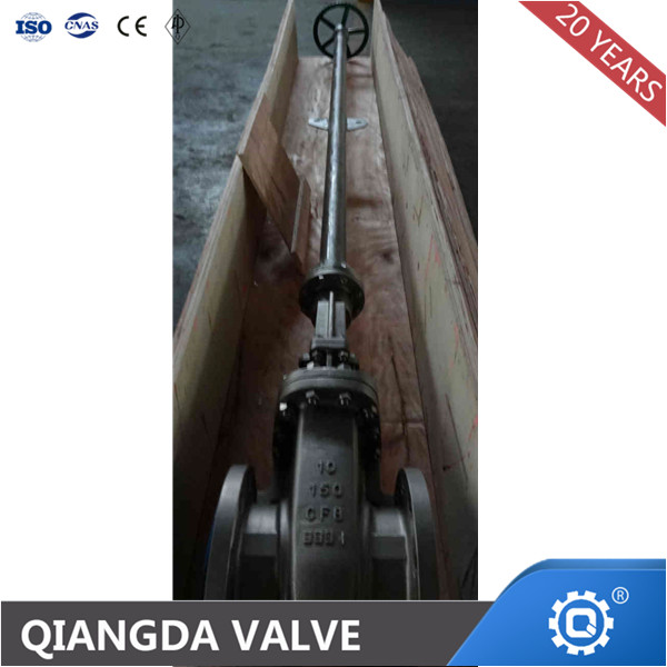 API600 Bolted Bonnet Solid Disc or Wedge Gate Valve
