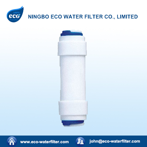 water filter plastic check valve