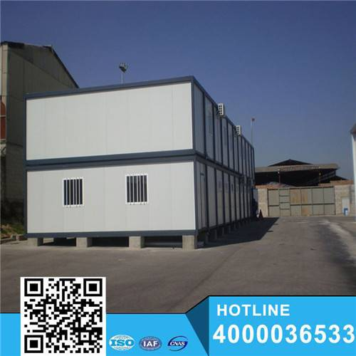 Cheap wooden prefab container for sale