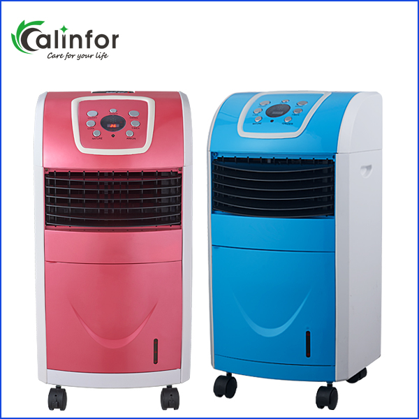 Low wattage electrical mini room water cooler
